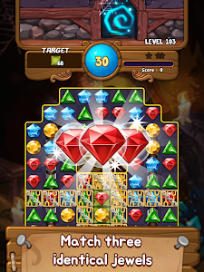 Jewels Time : Endless match 1.9.0 APK
