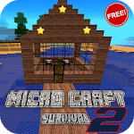 Cover Image of Micro Craft 2: Survival Free 0.0.5.1 APK