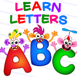 Cover Image of Super ABC! Learning games for kids! Preschool apps 1.1.6.7 APK