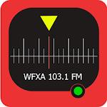 Cover Image of Download 103.1 FM WFXA Radio Station APK