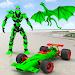 Download Dragon Robot Car Game – Robot transforming games APK
