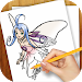 Download Drawing Lessons Fairies APK