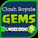 Download Gems for Clash Royale APK
