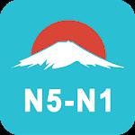 Download Học tiếng Nhật N5-N1 & Luyện thi JLPT APK