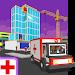 Hospital Craft: Building Doctor Simulator Games 3D