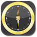 Download Luxury Gold Diamond Clock APK