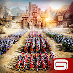 Cover Image of Download March of Empires: War of Lords – MMO Strategy Game APK