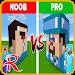 Download Noob vs Pro vs Hacker vs God: DanOMG APK