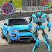 Super Car Robot Transforme Futuristic Supercar