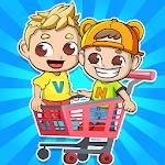 Download Vlad & Niki Supermarket game for Kids APK