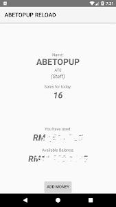 Download Abetopup Reload APK