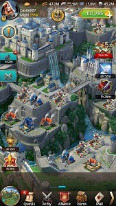 Download March of Empires: War of Lords – MMO Strategy Game APK
