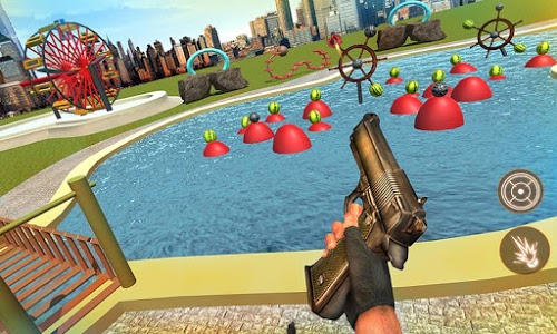 Download Expert Watermelon Target Shooting Challenge APK | Android games and apps