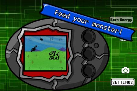 Download RetroMon - Virtual Pet Monster APK