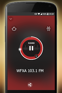 Download 103.1 FM WFXA Radio Station APK