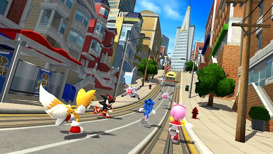 Download Sonic Forces APK