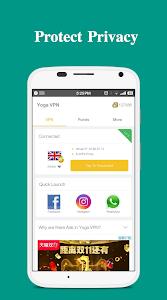 Download Yoga VPN - Free Unlimited & Secure Proxy & Unblock APK
